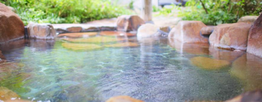 秘湯・斐乃上(ひのかみ)温泉